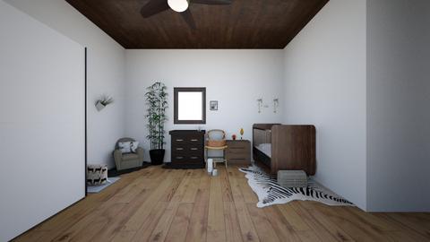 Luke room  - Modern - Kids room  - by adelynjoybonnot