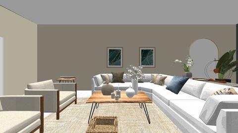 Our Home Interior Idea - Living room  - by Zaniah