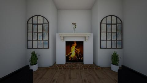 Symmetrical - Living room  - by mettler5