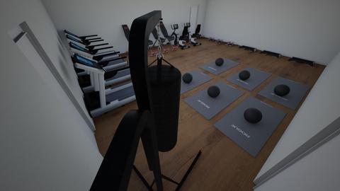 Home gym - by rademenes23