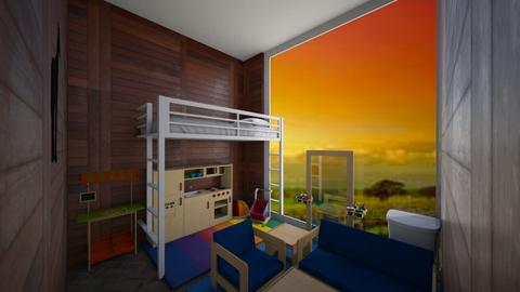 Kids room - by 28LaFouVM