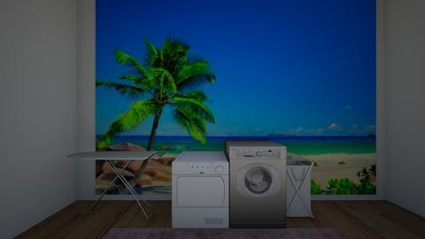laundry room - by ellen_brooklyn