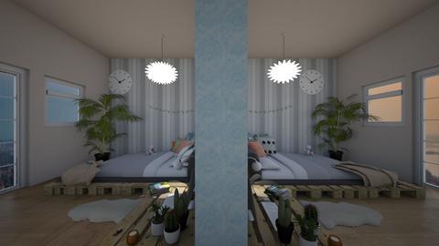 Neighbours  - Modern - Bedroom  - by Pheebs09
