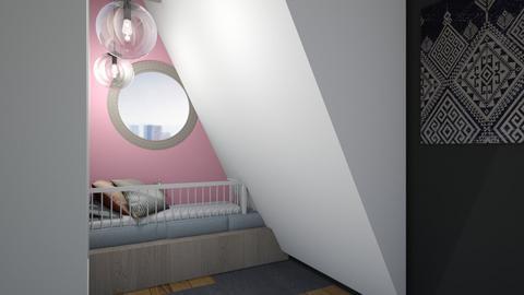 Baby Girls Room - Kids room  - by rona123
