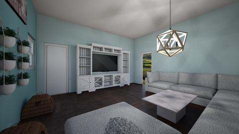 Scenario 1 living room - Living room  - by MGeman25