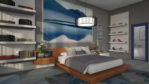 OKBedroom2 - Bedroom - by ZuzanaDesign