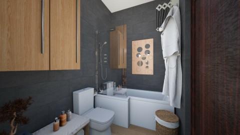 drewo_mooda - Classic - Bathroom  - by mala_lisia_iva
