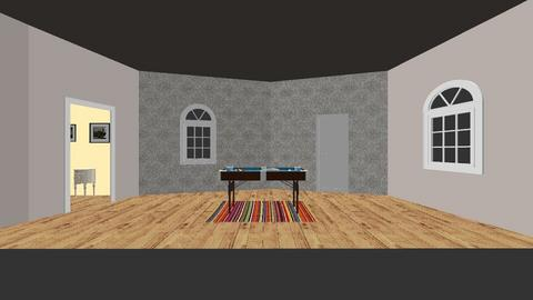 basic stage set up - Living room  - by TheNadig