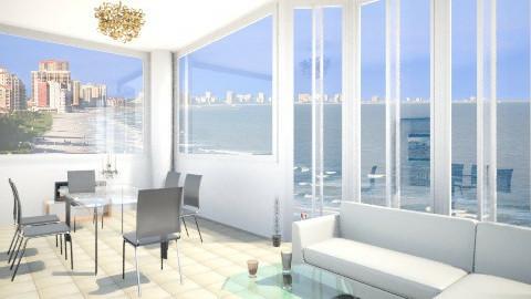 beach apartment - Glamour - by Ana Quintero