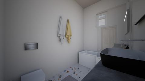 Apartament Buc P - Office  - by Vladsamoila99
