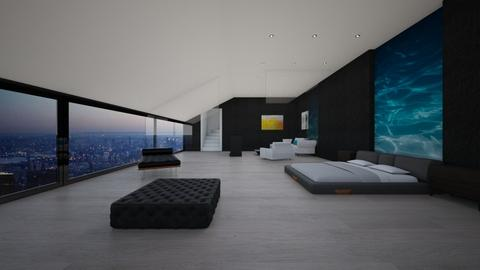 8790 Appian Way - Modern - Bedroom  - by sfurkan