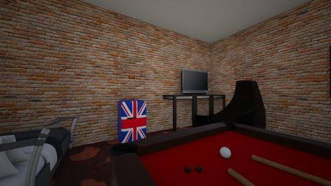 spence - Living room  - by piziztzfacs