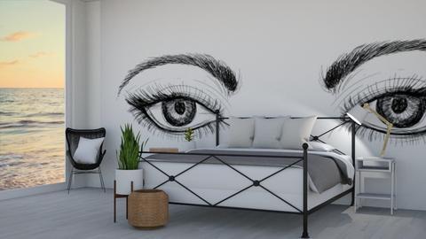 fresh - Bedroom  - by ash04