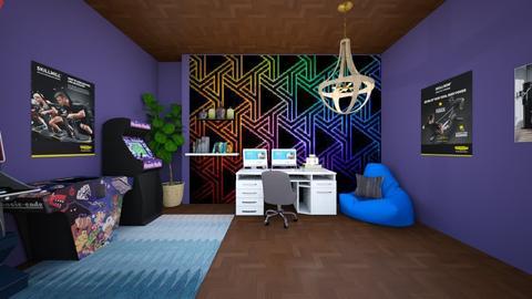 Gaming Room - by ItsKalaniOfficial