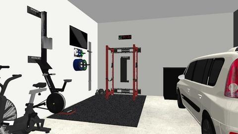 Brandon Garage Gym - by Bmoreno3
