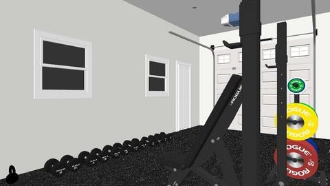 1 Car Garage Template - by rogue_a3652a704a49b484b41250e1943e5