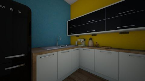 hhhh - Country - Kitchen  - by dianamron