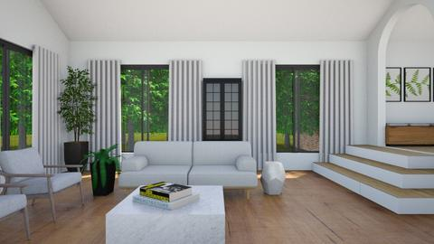 Living Room 5 - Living room  - by Tanem Kutlu