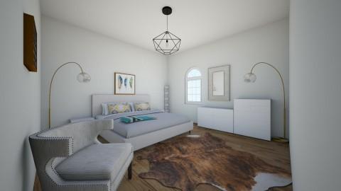 my chic bedroom - Bedroom - by aila auk