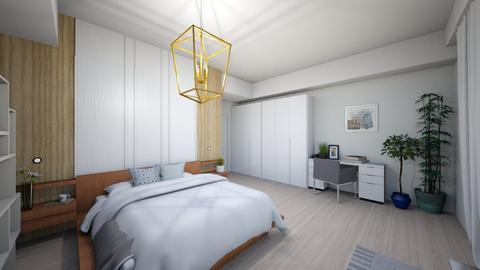 Nghi Nguyen 2 - Bedroom  - by nguyenn25