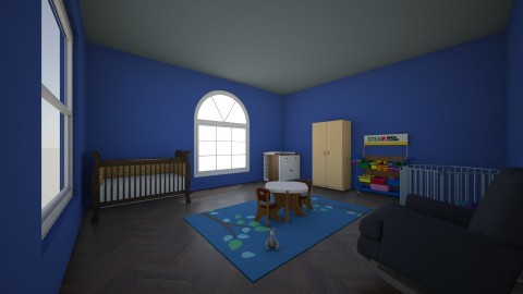 Baby Room - Modern - Kids room - by 23angelhappy