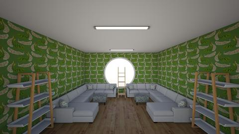 Duplex for M classroom - Kids room  - by haileyhair