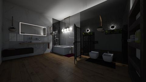 bathroooooom - Bathroom  - by nightchill
