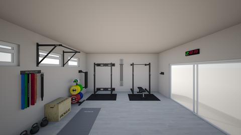 dream gym 1 - by rogue_710ff2587e0a7857f5494fd407719