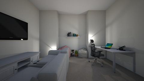 Chill room - by lyndsaymayer