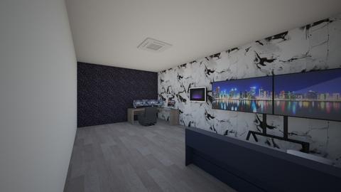 room  - Bedroom  - by Meshl