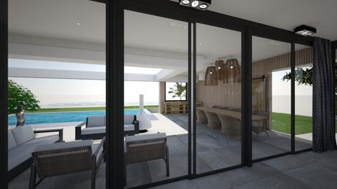 mart - Living room  - by Martineschreur