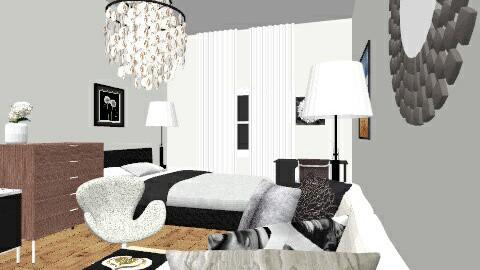 Studio Interior Design I - Living room - by simplechrisz