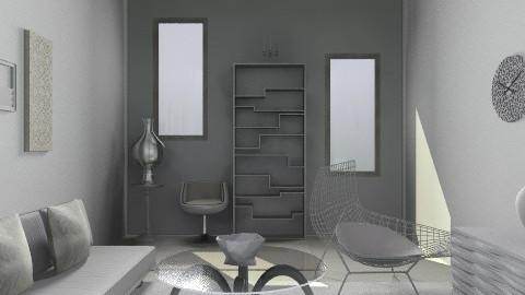 blanc - Minimal - Living room  - by PennyDreadful