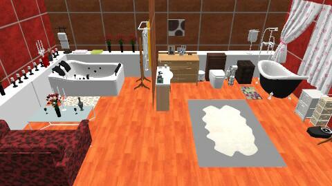 Bathroom ;) ^^ - Bathroom  - by erofili