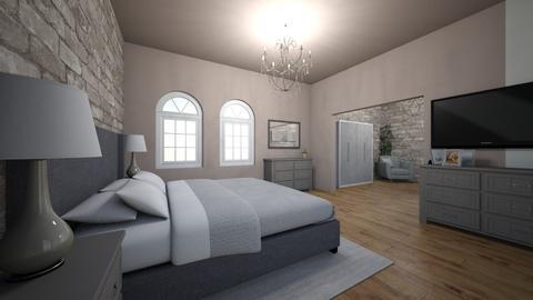 bedroom - Bedroom - by jovhke