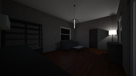 Room design - Living room  - by Copperheadsnake