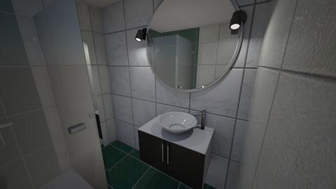 BAIE1 - Modern - Bathroom  - by IuliaM03