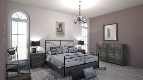 0202 - Retro - Bedroom  - by anabela ivova