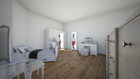 room  - Bedroom - by zoe793