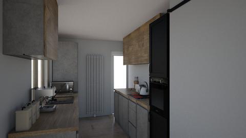 kitchen September 240409 - Kitchen  - by Vilislava