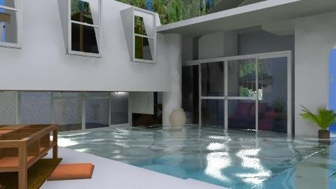 Lux Delux. - Modern - Garden  - by Interiors by Elaine
