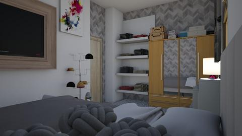 Ailyn Room - Modern - by nahyrgonzalez