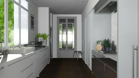 Dear Jane - Modern - Kitchen  - by Carliam