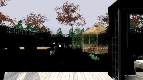 Backyard Oasis - Country - Garden  - by aslattery18