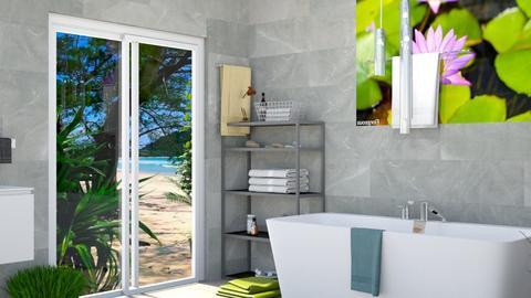 sea bathroom - Country - Bathroom  - by MB2006