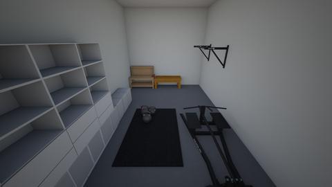garage1 - Office  - by mikeveerman