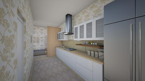 22112019b - Kitchen - by way_wildness