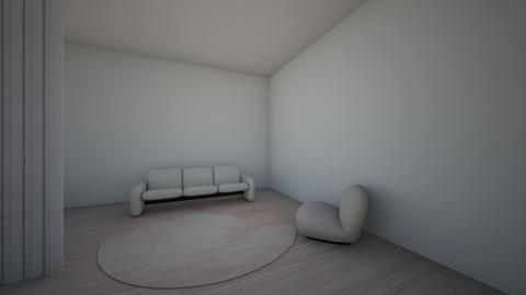 Soft interior - Living room  - by aanouk