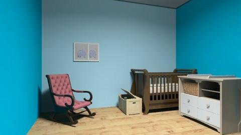 Nursery01 - Classic - Bedroom - by loveerawr