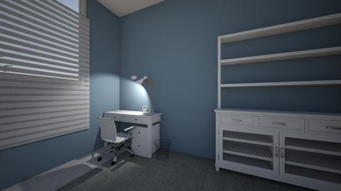 1 - Bedroom  - by Vicktoriya